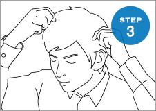 Sử dụng sáp vuốt tóc