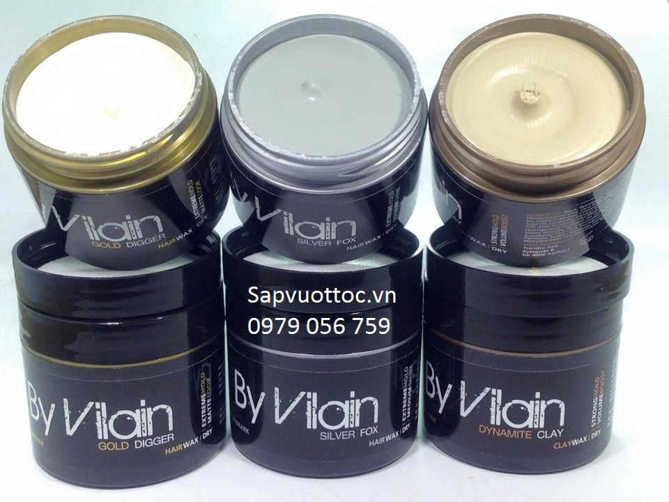 Wax By VIlain