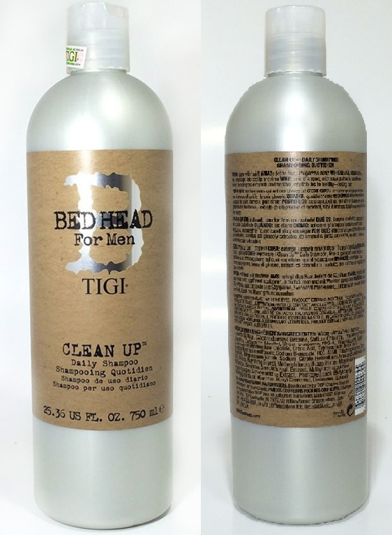 dầu gội tigi bed head B for men