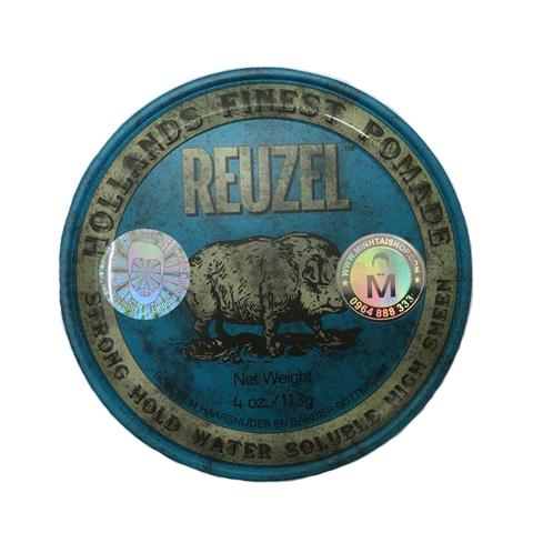 Pomade reuzel blue