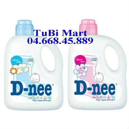 HÌnh ảnh: nước giặt xả Dnee 960ml