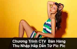 Chương Trình Cộng Tác Viên Bán Hàng - Nước Hoa Pic Pic