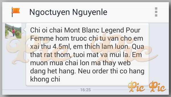 Nuoc Hoa Mini Thom Sang va Giu Mui Lau Nhat - Nuoc Hoa Pic Pic
