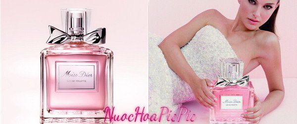 Miss Dior edt - Nuoc Hoa Pic Pic