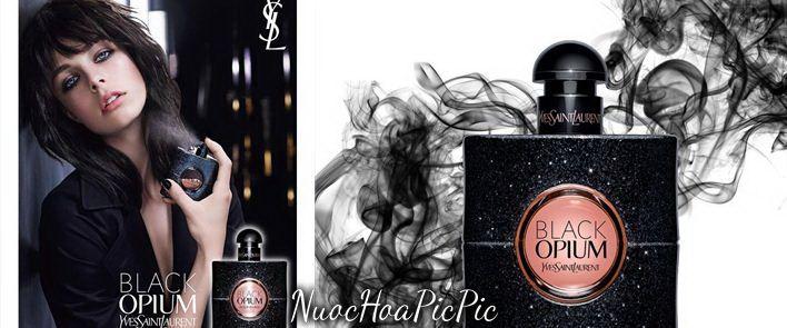 Hoa Nước Black Nữ Opium Ysl Edp jqSVpLMGzU