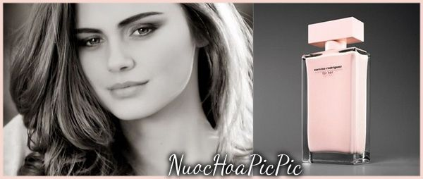 Nuoc hoa Narciso Rodriguez For Her Edp - Nuoc Hoa Pic Pic