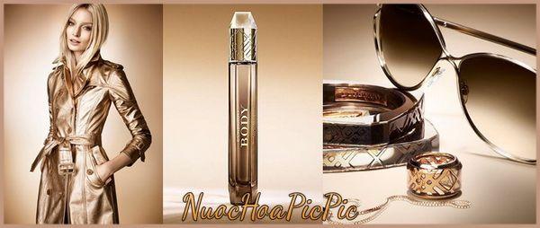 Nuoc hoa Body Gold - Nuoc Hoa Pic Pic