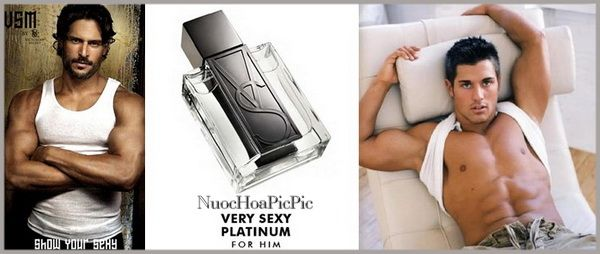 3081ecbbc8 Nước Hoa Nam Very Sexy Platinum for Him Edc 50ml - Nước Hoa Pic Pic