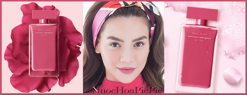 Nuoc hoa Narciso Fleur Musc For Her - Nuoc Hoa Pic Pic
