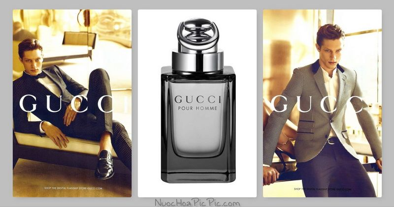 Nuoc hoa Gucci Pour Homme - Nuoc Hoa Pic Pic