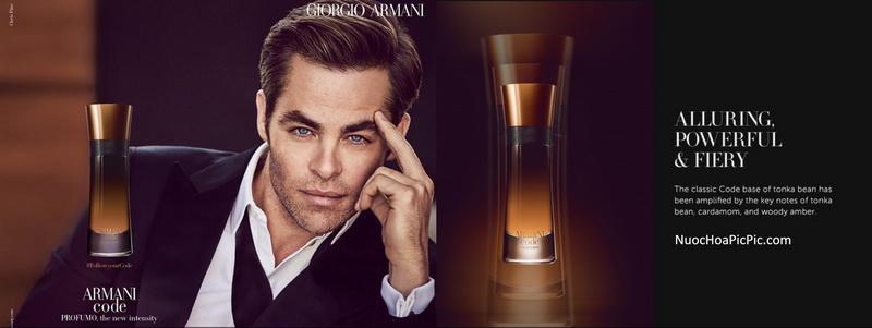 Giorgio Armani Code Profumo Parfum - Nuoc Hoa Pic Pic