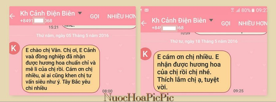 Cam nhan ve Nuoc Hoa Pic Pic