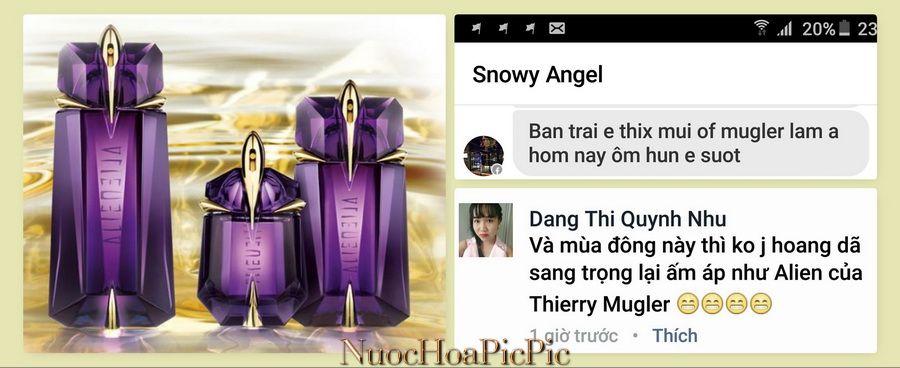 Nuoc Hoa Alien - Nuoc Hoa Pic Pic