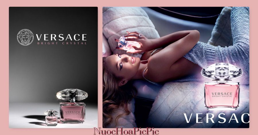 Versace Bright Crystal - Nuoc Hoa Pic Pic