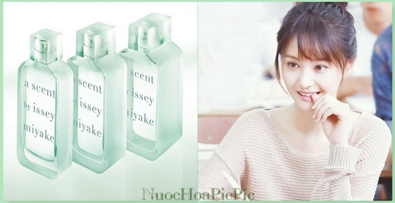 Nuoc hoa Issey Miyake A Scent - Nuoc Hoa Pic Pic