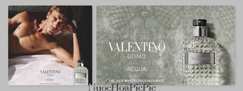 Nuoc hoa Valentino Uomo Acqua - Nuoc Hoa Pic Pic