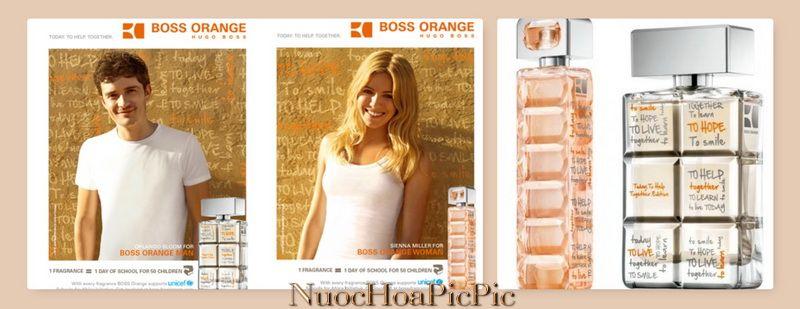 Nuoc hoa Hugo Boss Orange Charity - Nuoc Hoa Pic Pic