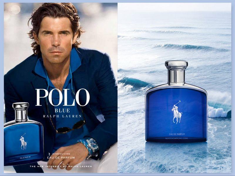 Polo Blue Eau de Parfum - Nuoc Hoa Pic Pic
