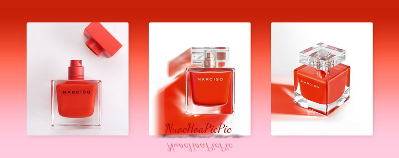 Narciso Rouge Edp - Nuoc Hoa Pic Pic