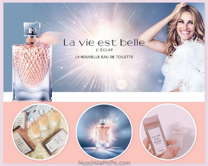 Lancome La Vie Est Belle Eclat Edt 3ml