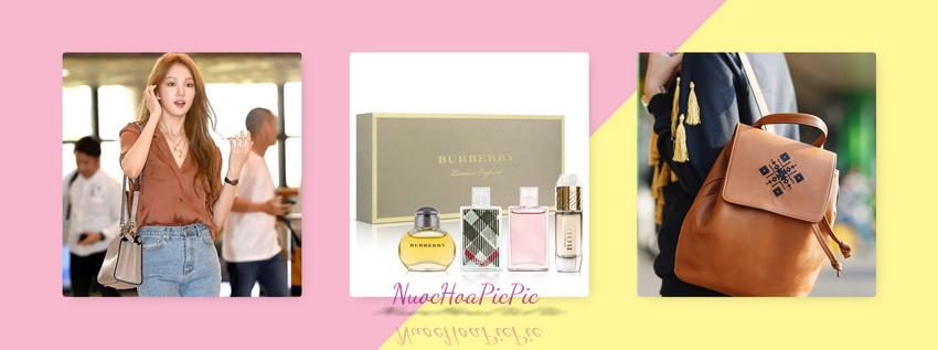 Gift Set Nước Hoa Burberry - Nuoc Hoa Pic Pic