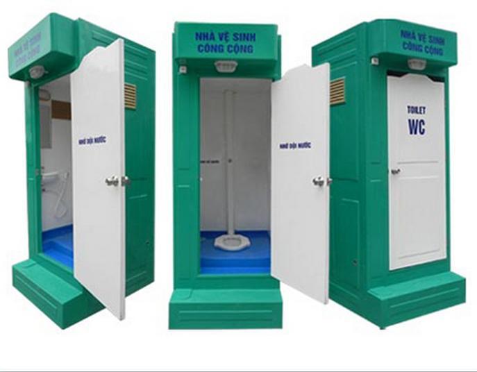 Nhà vệ sinh di động công cộng