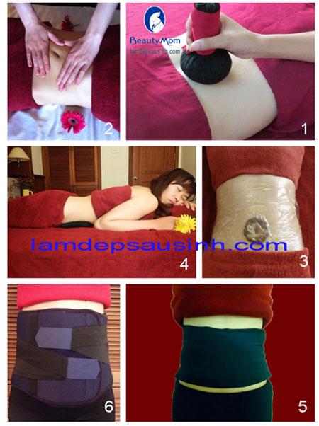 MASSAGE SAU SINH CUNG ĐÌNH Dịch Vụ Massage CHO PHỤ NỮ SAU SINH Tại Nhà