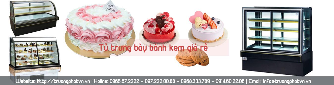 Tủ trưng bày bánh kem, bánh sinh nhật Vinacool