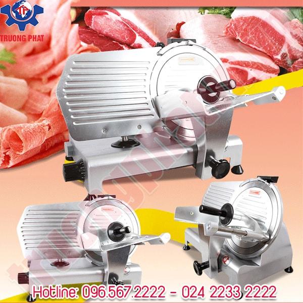 Máy thái thịt chín, thịt đông lạnh năng suất lớn ES300