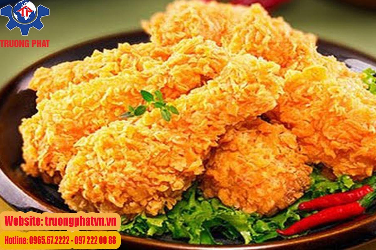 Cách làm gà rán KFC ngon tuyệt đỉnh