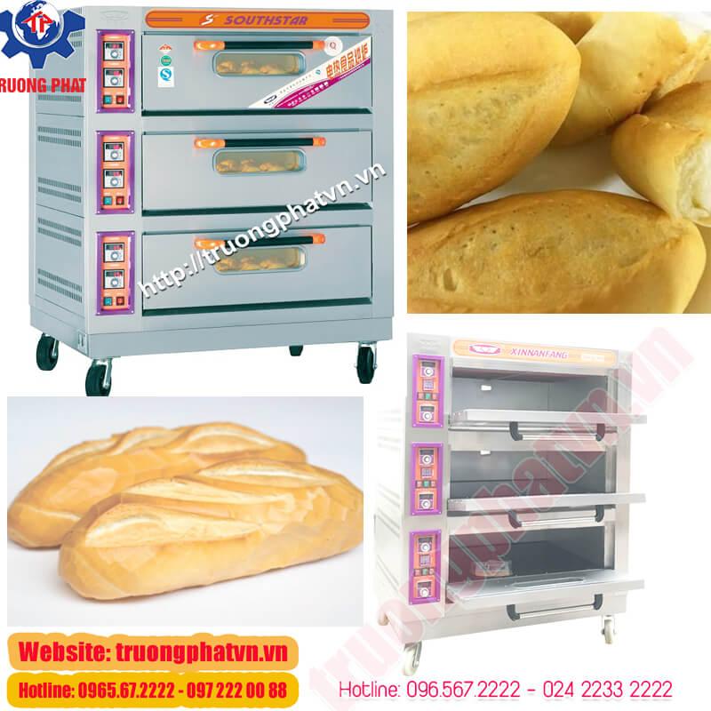 Hình ảnh lò nướng bánh mì tầng