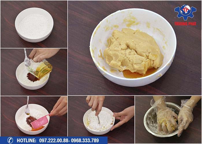 Cách làm bánh trung thu 2