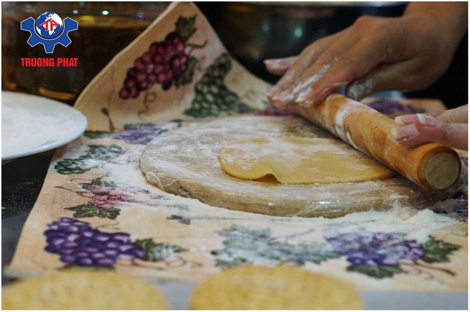 Cách làm bánh trung thu nướng 1