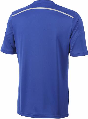 Quần áo bóng đá Chelsea xanh sân nhà 2014/2015
