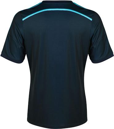 Quần áo bóng đá Chelsea mẫu ba 2014/2015