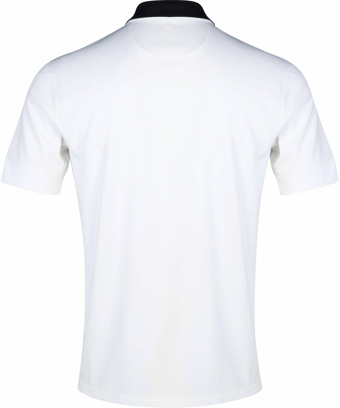Quần áo bóng đá Manchester United sân khách trắng 2014/15