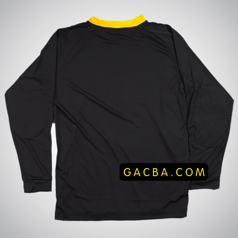 quần áo thủ môn loại 2 màu đen