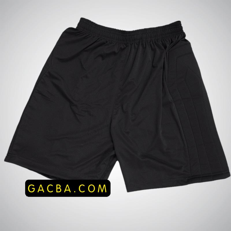 quần thủ môn loại 2 màu đen