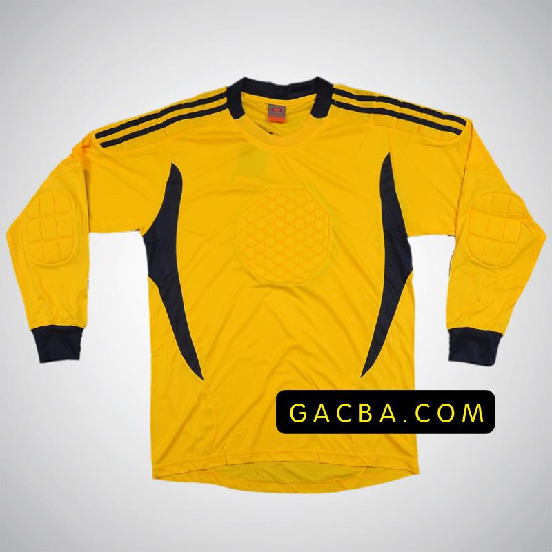 quần áo thủ môn cao cấp vàng