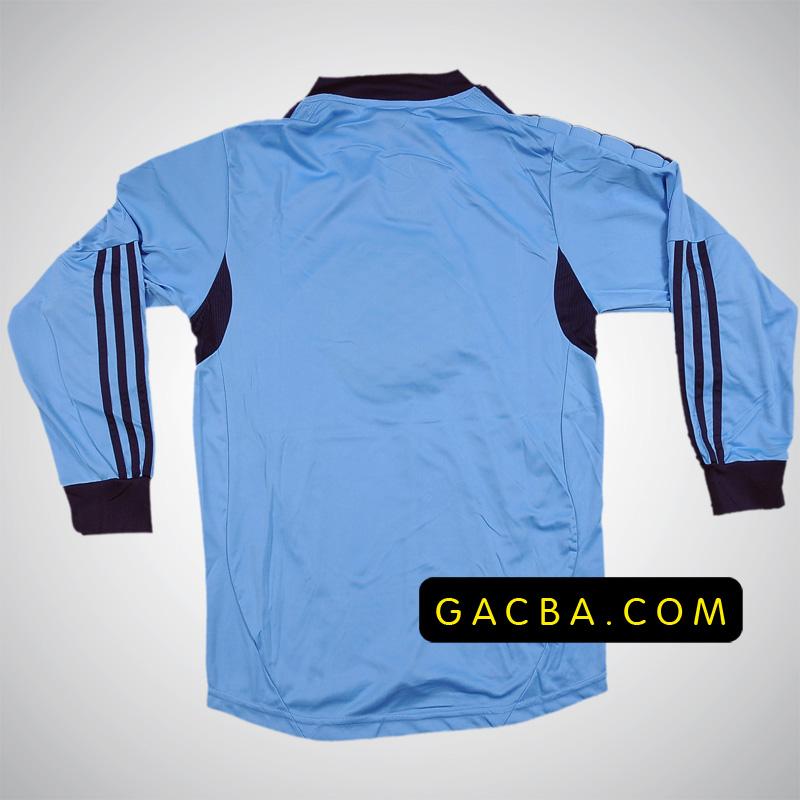 quần áo thủ môn cao cấp xanh