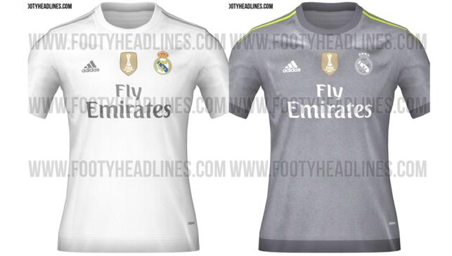 áo bóng đá Real 2016