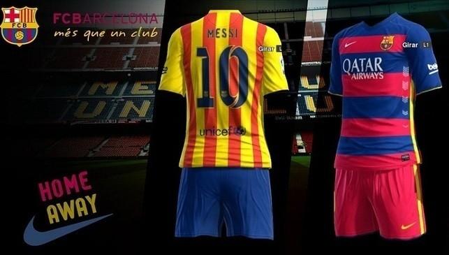 áo bóng đá Barca 2016