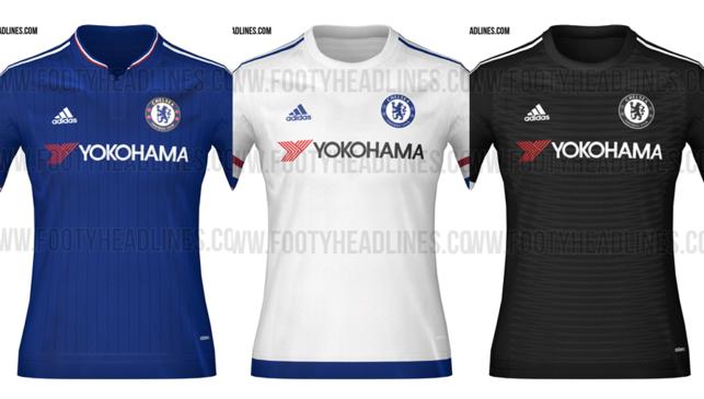 áo bóng đá Chelsea 2016