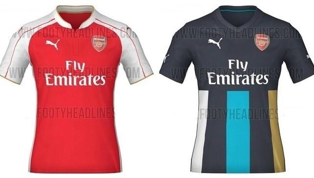 áo bóng đa Arsenal 2016
