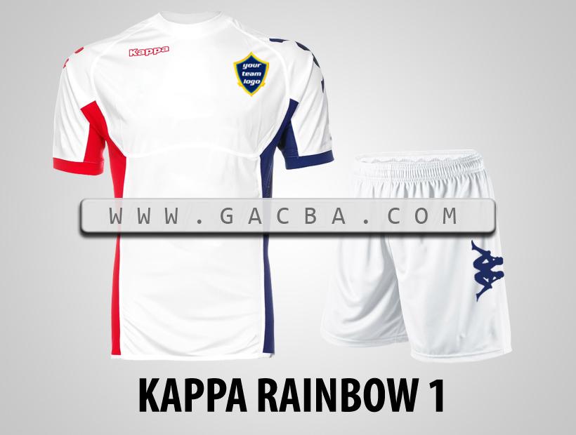 áo bóng đá Kappa Rainbow 1