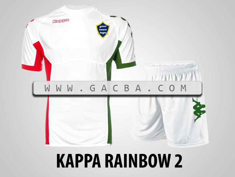 áo bóng đá Kappa Rainbow 2