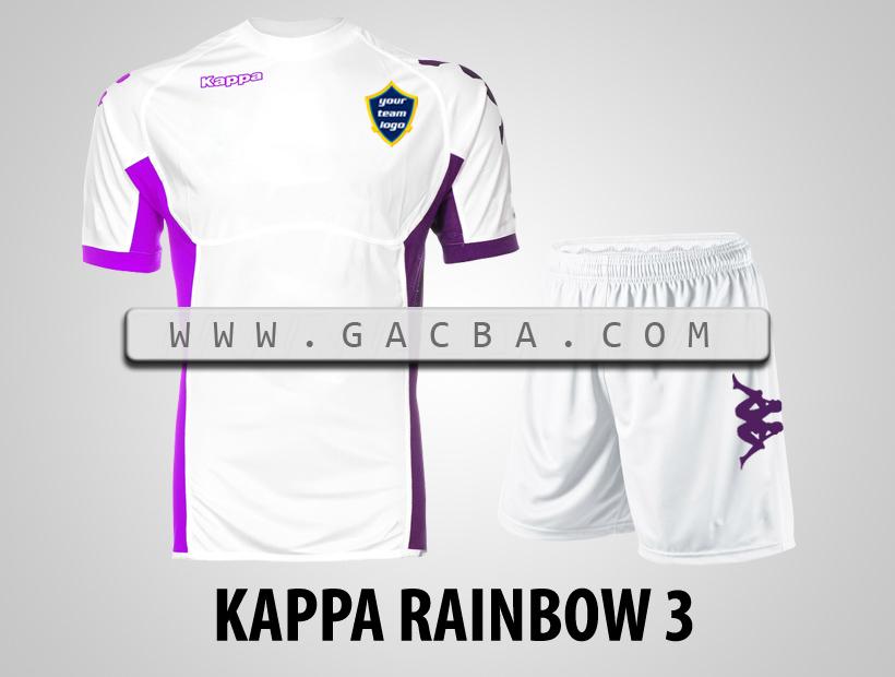 áo bóng đá Kappa Rainbow 3