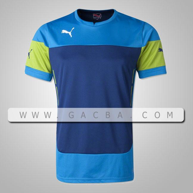áo bóng đá không logo puma