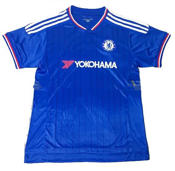 Quần áo bóng đá Chelsea xanh sân nhà 2015 2016