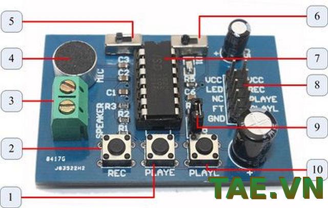 IDS1820 module